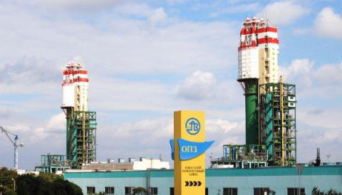 Odesa Port-Side plant may be halted - Ukrainian SPF