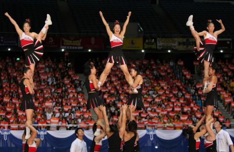 Olympic Committee recognised cheerleading, Muay Thai as sports
