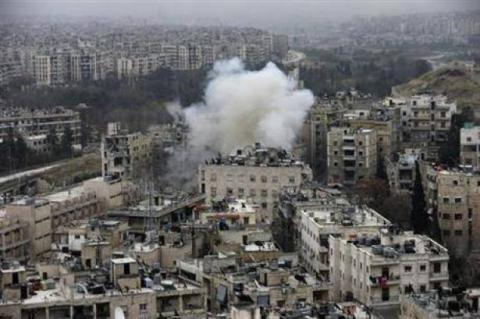 ICRC: almost 150 patients evacuated from east Aleppo