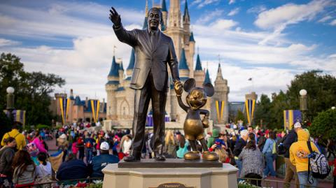 Walt Disney's will, memorabilia to be auctioned today