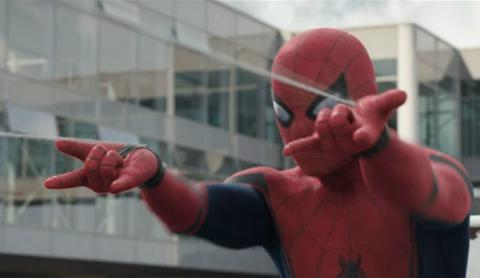 First trailer for Spider-Man:Homecoming features Ironman