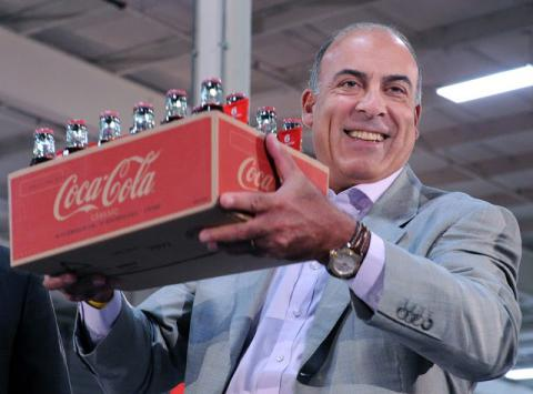 Coca-Cola CEO to left his post in May