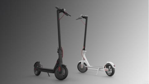 Xiaomi launches Mi electric scooter that folds at the press of a button