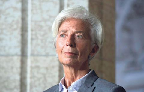 IMF's Lagarde on trial in France