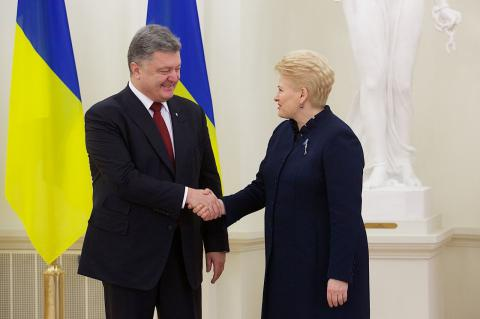 Ukraine, Lithuania  sign documents to co-op on environmental protection