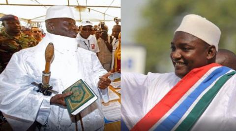 Gambian opposition urged President Jammeh hand over power