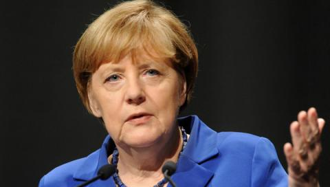 Chancellor Merkel says sanctions against Russia over Ukraine must be extended