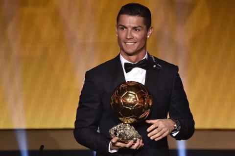 Cristiano Ronaldo wins Ballon d'Or after Euro 2016 triumph