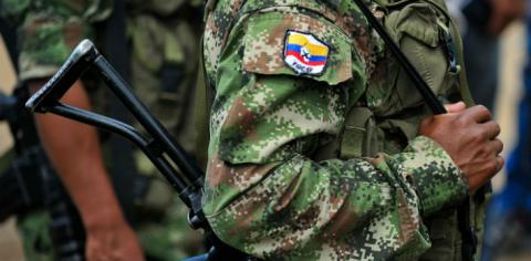 Colombian FARC expelled five commanders