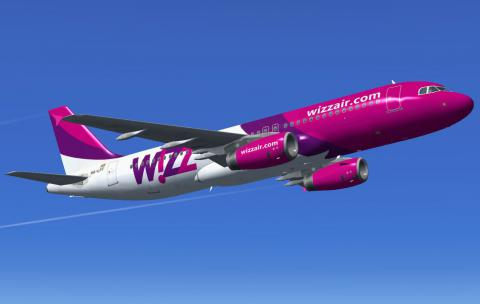 Wizz Air adds two more flights from Ukraine's capital