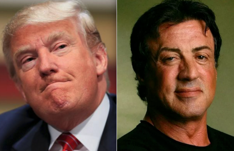 Trump might offer  Sylvester Stallone to head national arts agency
