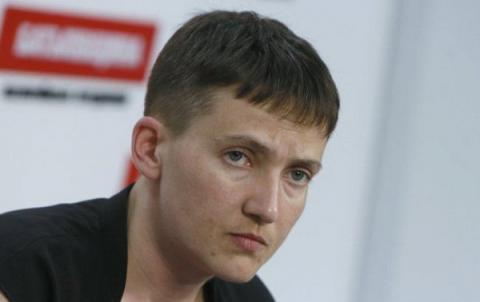 Ukrainian parliament expels MP Savchenko from Ukrainian delegation to PACE
