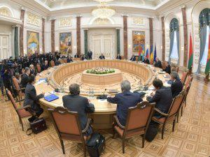 Trilateral Contact Group meeting over Donbas commences in Minsk