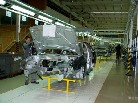 Production of passenger cars in Ukraine decreased by 23% - Ukrautoprom