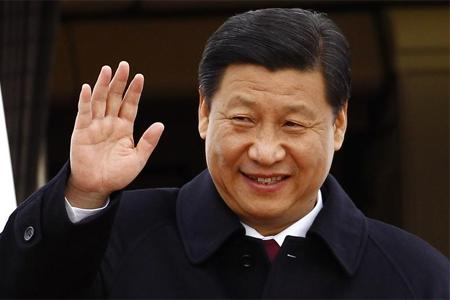China's Xi Jinping invites Ukraine to Silk Road forum