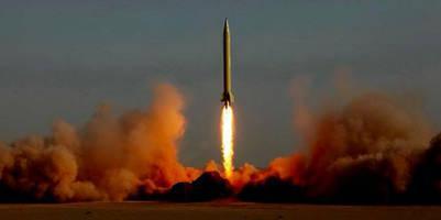 Iran tests ballistic missile, violating UN resolution