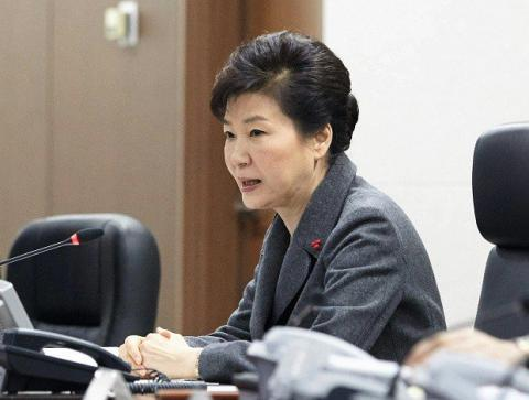 South Korean Park stays away from impeachment hearing