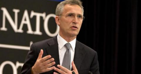 Stoltenberg condemns foreign interference in elections
