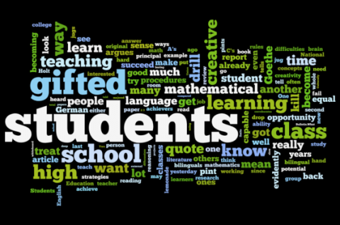Gifted students benefit from ability grouping