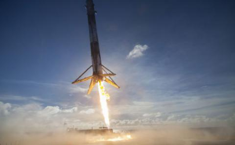 SpaceX Falcon 9 Successfully Launches 10 Iridium NEXT Satellites