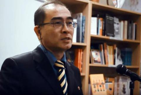 Elite North Korean defector says more diplomats waiting to escape