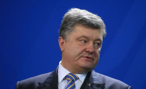 Ukraine's Poroshenko says meeting with Trump agreed