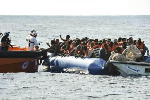 Nearly 180 migrants are believed dead in Mediterranean