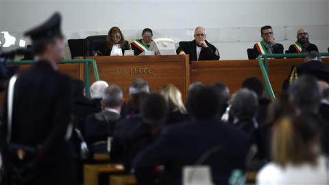 Eight South Americans convicted in Italy for Cold War crimes