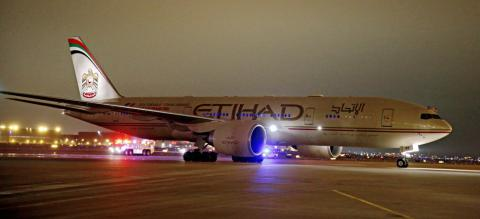 Etihad Airways denied taking shares in Lufthansa