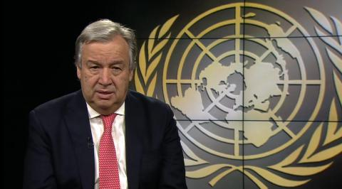 UN chief pledged reforms in organisation