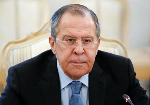 Russia's Lavrov says OSCE monitors in Donbas can have personal firearms