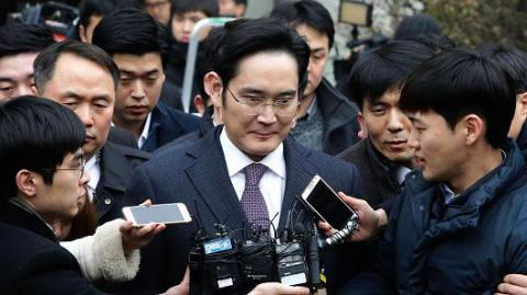 Court refused arrest warrant for Samsung chief
