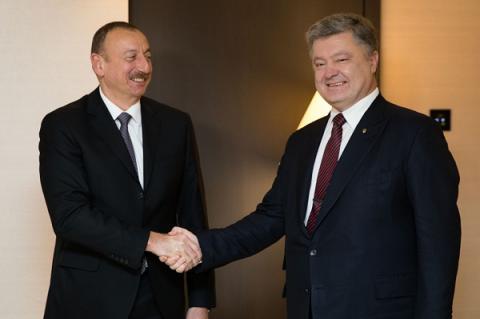 Azerbaijani President Aliyev to visit Ukraine