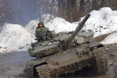 Russian-backed militants shelled Ukrainian positions in Donbas 37 times over past 24 hours