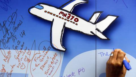 Malaysia offers reward for finding MH370