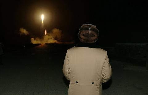 North Korea is ready for another missile test
