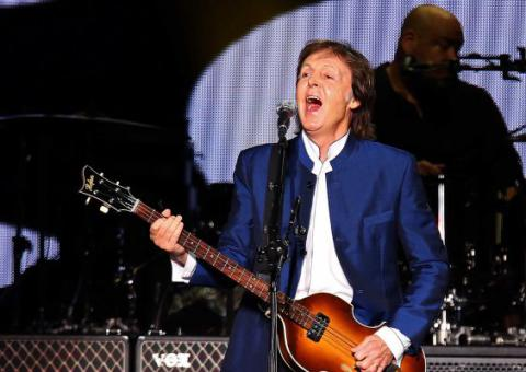 Sir Paul McCartney sues Sony over Beatles hits