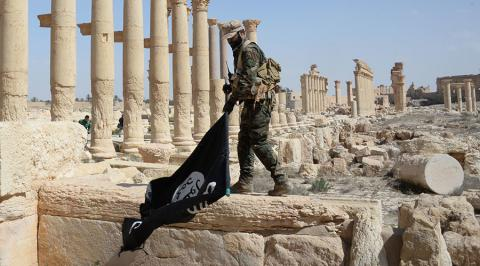 ISIS executed dozen in Palmyra