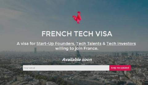France creates a special visa for entrepreneurs
