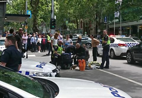 Man intentionally hits pedestrians by car in Australia: 3 killed, at leats 20 injured (PHOTO)