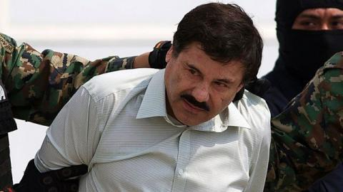 Mexico extradites drug lord El Chapo to US
