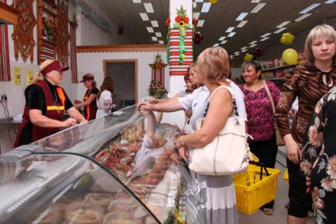 EBRD to loan UAH 135mn for Rukavychka food retail chain expansion