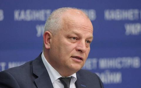 Ukraine's Vice PM says economy comes out of shadows at record pace