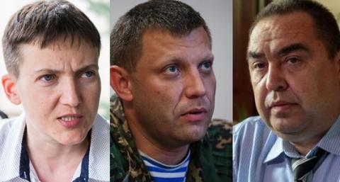 Captive liberation center head arranged MP Savchenko, DPR, LPR leaders meeting