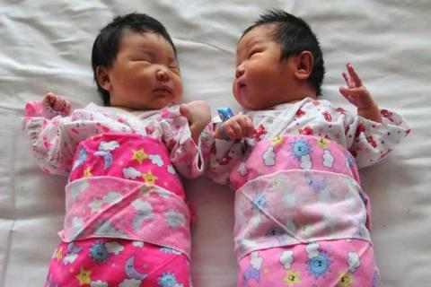 China sees baby boom due to