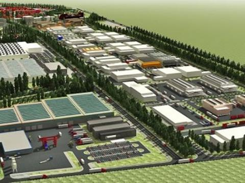 Novodnistrovsk, FastIndustry industrial parks registered in Ukraine - Economic Ministry