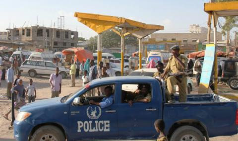 4 killed, 5 injured in roadside bomb blast near Somalia Mogadishu
