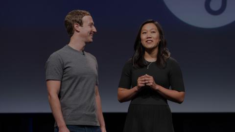 Chan Zuckerberg Initiative buys Meta