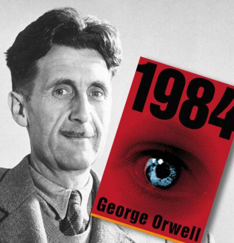 "Orwell's novel ""1984"" tops US bestseller list after ""alternative facts"""