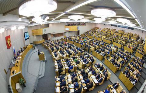 Russian Duma votes to decriminalize domestic violence